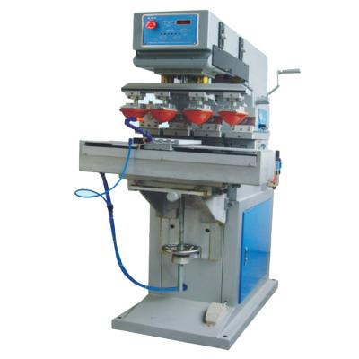 PAD-M4/S Pneumatic four-color shuttle printing machine
