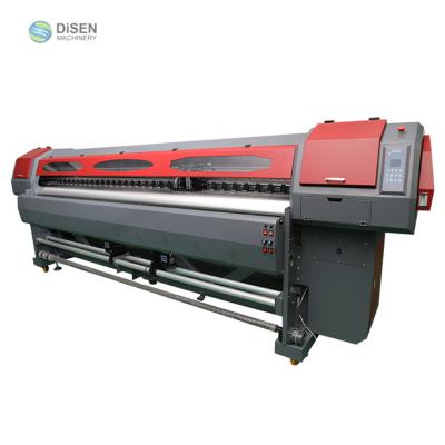 Roll to roll eco solvent ink printer 3.2M multi color with high quality 3302-R