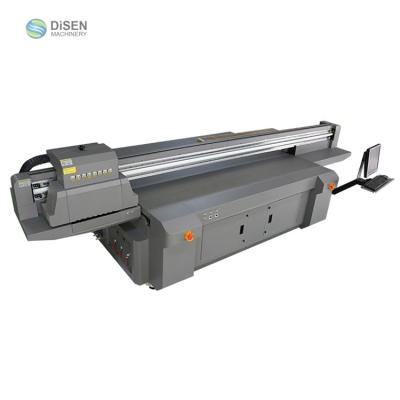 2500*1300mm Universal Flat Large Size UV Flatbed Printer