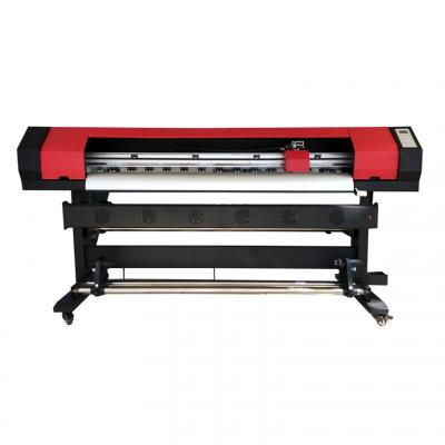 1.6/1.8m Economical inkjet photo machine