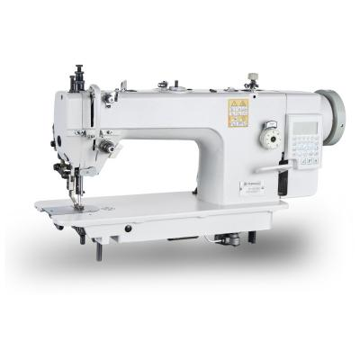Directive Drive Top and Buttom Feed Heavy Duty Lockstitch Sewing Machine