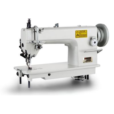 High Speed Top and Buttom Feed Heavy Duty Lockstitch Sewing Machine