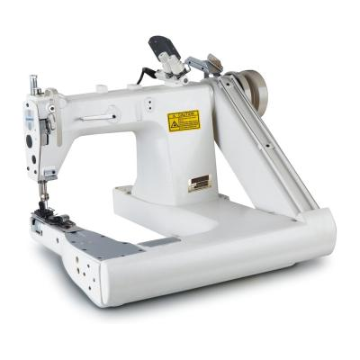 High Speed Feed-off-Arm Double Chainstitch Machine