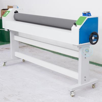 SDLB-1600D Manual pneumatic cold laminating machine