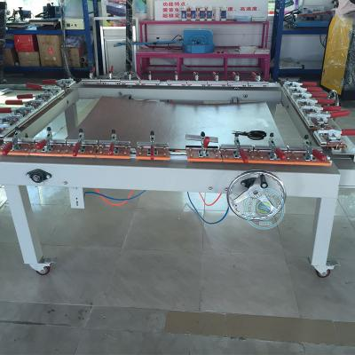 JC-23 Large-size Automatic Screen Printing Stretching Machines