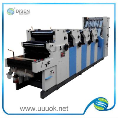 447/456/462L Automatic four-color offset printing machine
