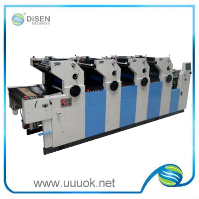 447/456/462 Four-color offset printing machine