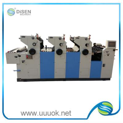347/356/362 Three-color offset printing machine