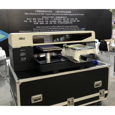 Double station clothing digital printing machine