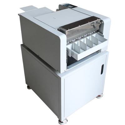 Heavy-duty multi-function business card cutting machine