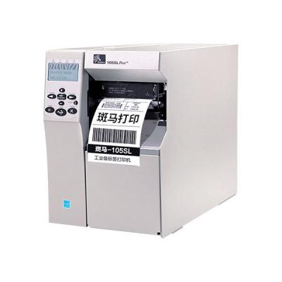 ZEBRA 105SL/105SL PLUS ISBN printer